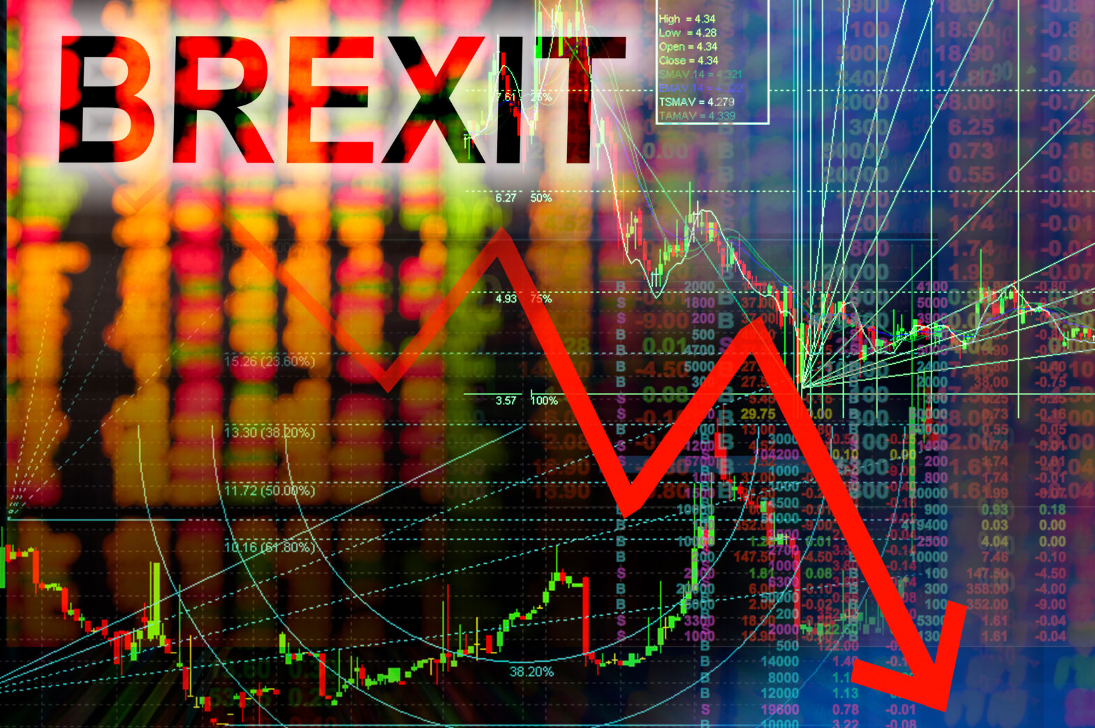 Brexit with graph
