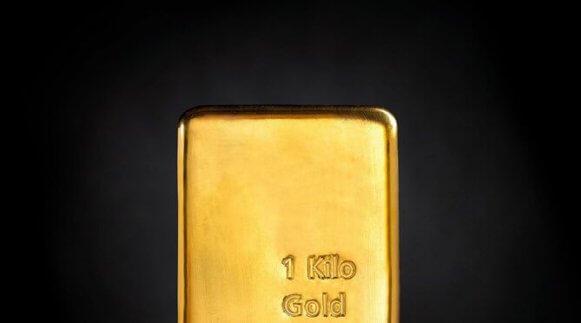 Photo of 1 Kilo of gold