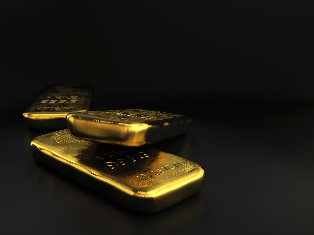 Investment Gold bars